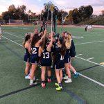 JV Girls Lacrosse Beats Patrick Henry