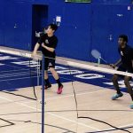 Badminton @ San Diego