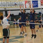 Boys JV Volleyball Beats Poway In 3