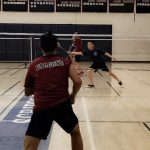 Badminton Falls To University City