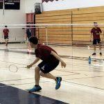 Badminton vs. University City