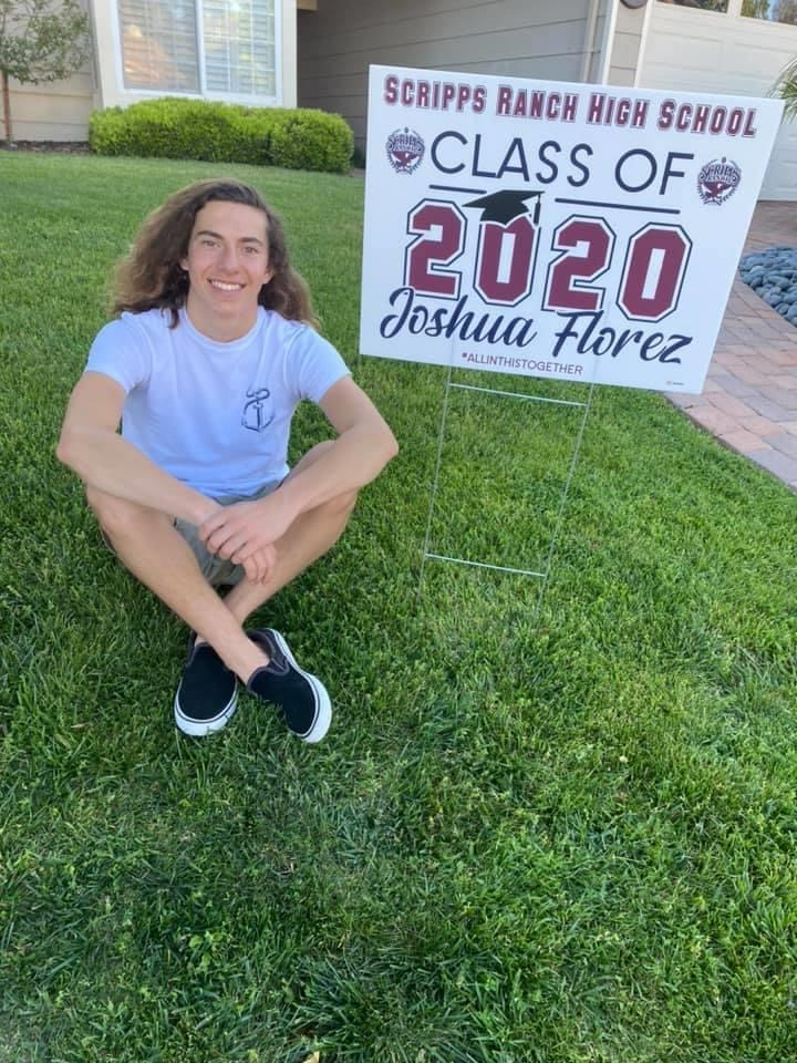 Senior Spotlight 2020 Joshua Florez