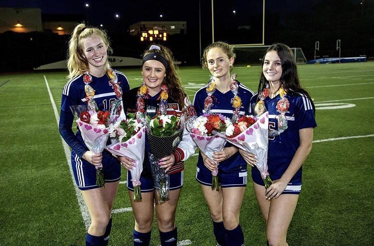 Girls Soccer Seniors 2020