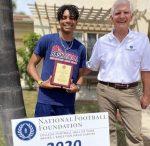Senior Mekhi Shaw – 2020 Scholar-Leader-Athlete Award Winner