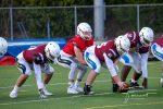 Falcon Football Preparing For Season