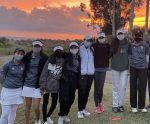 Varsity Girls Golf Beats Cathedral