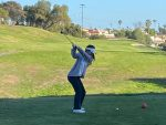 Girls Varsity Golf Beats Point Loma