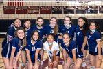 Varsity Girls Volleyball Beats La Jolla