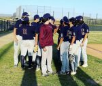 JV Baseball Beats Canyon Crest On The Road