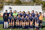 Girls JV Soccer Beats Clairemont