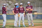 Varsity Baseball Falls To Steele Canyon