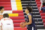 Boys JV Basketball Falls To Cathedral Catholic