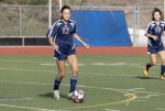 JV Girls Soccer Beats Our Lady Of Peace