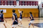 Varsity Boys Volleyball Beats Patrick Henry