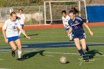 Varsity Girls Soccer Ties Mira Mesa