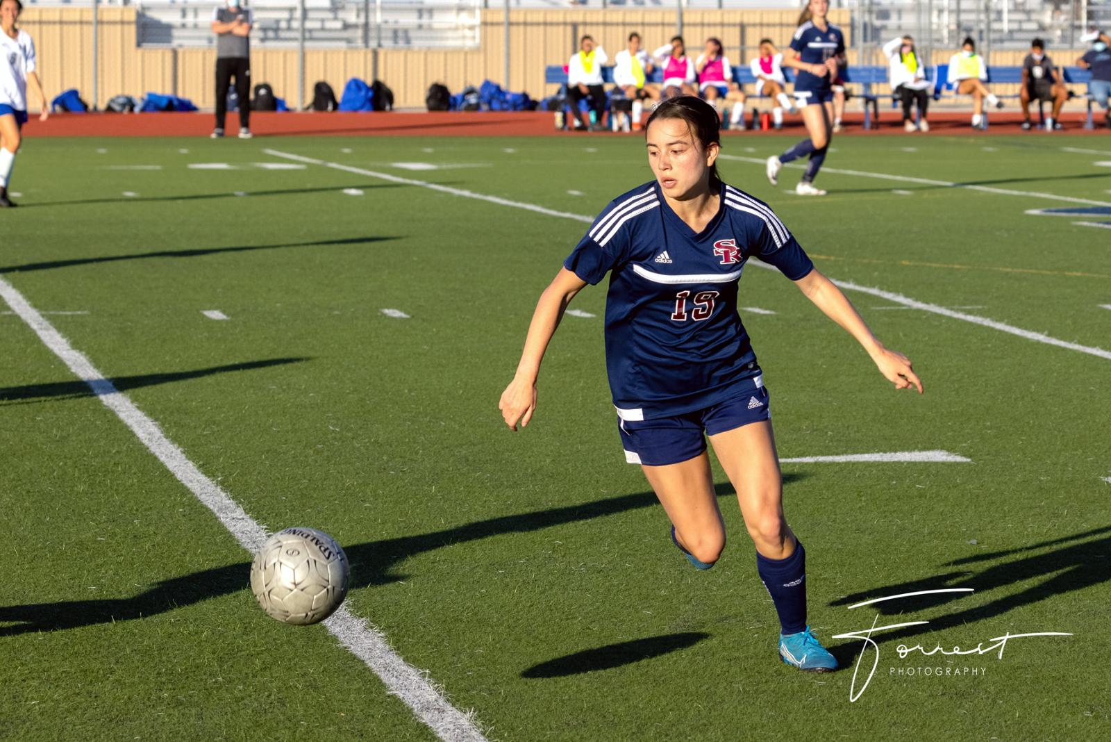 Varsity Girls Soccer vs. Mira Mesa