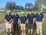 Boys JV Golf Beats Mission Bay