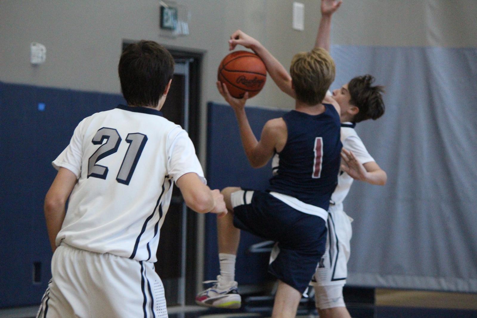 Freshman Basketball @ San Marcos