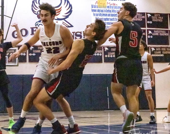 Varsity Boys Basketball @ La Jolla