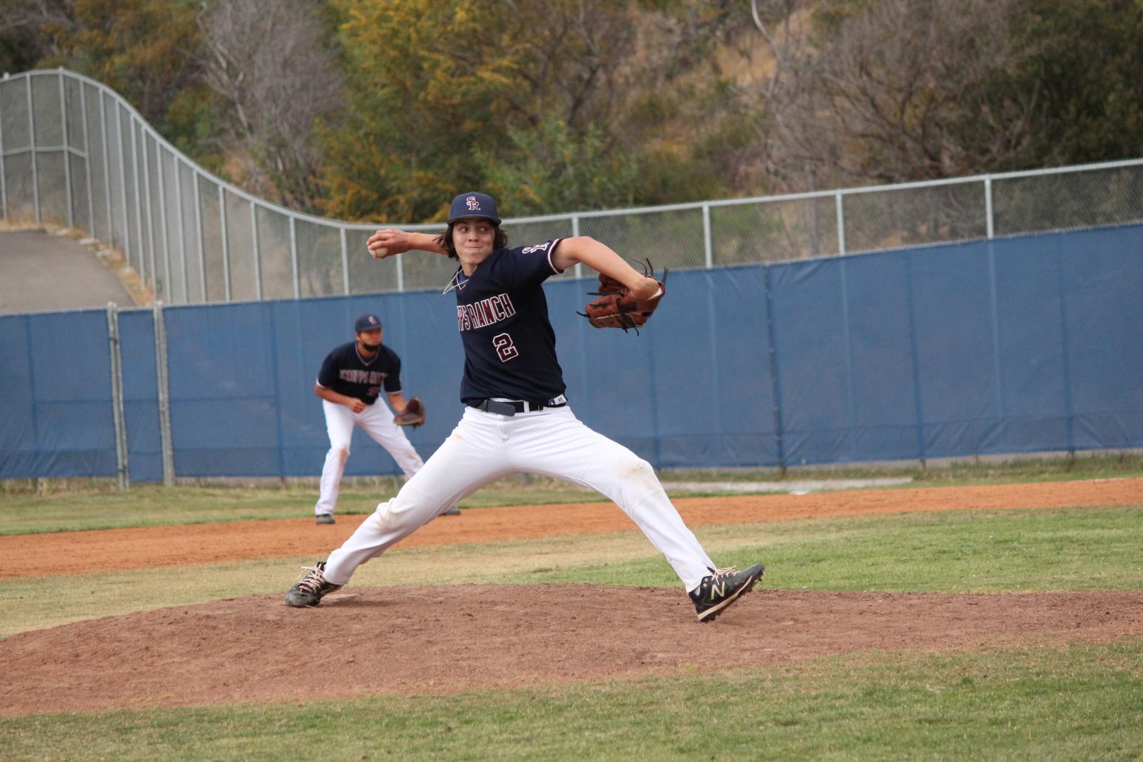 JV Baseball vs. Granite Hills