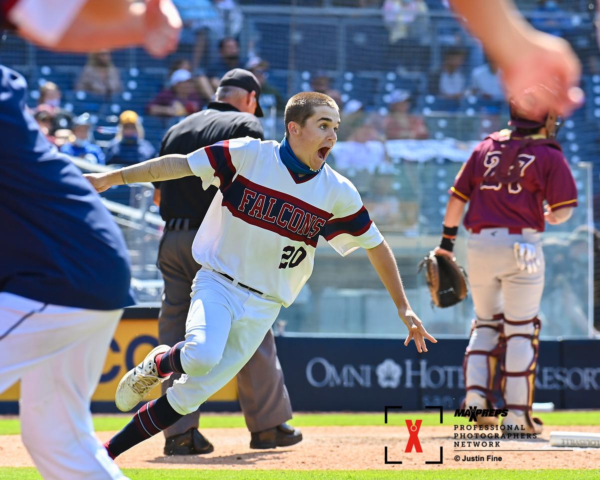 Varsity Baseball @ Petco Park Pics