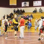 Varsity Wrestling/Pelion