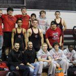 Varsity Wrestling Lower State Tournament
