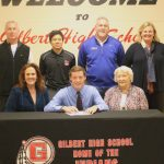 Zach Akers Signs with USC Lancaster