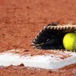 Varsity Lady Indians Softball Gilbert 4  Midland Valley 3