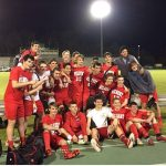 Varsity Indians Boys Soccer Defeats Aiken in PK's 3-2