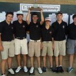 Boys Golf Class 3A Region 5 Champions!!!