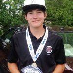 Boys Golf Individual State Champ Caleb Proveaux