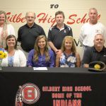 Gibson Westfall Signs with Lander University