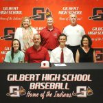 Patrick Price signs with USC Sumter Baseball