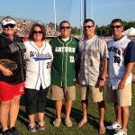 Lexington District One Principals Throw Out First Pitch