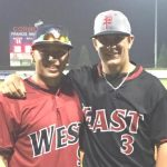 Williams and Spires, 2014 Graduates, Coastal Plains League All Stars