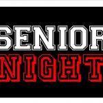 Senior Night for Fall Athletes, Band Members and Choir Members