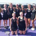Girls Tennis Gilbert 7 Batesburg O