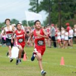 Cross Country at Sandhills 9-12-15