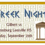 Greek Night Friday Night