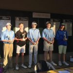 Congrats to JV Golfer Blake Dimsdale!