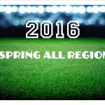 2016 Spring All Region Athletes