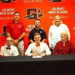 Cole Riddlehoover Signs with Newberry College