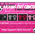 Help Support Girls Soccer and SCOA!