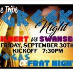 The Tribe  Toga/Frat Night