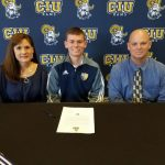 Matt Crews Signs with Columbia International University