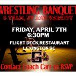Wrestling Banquet