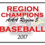 Indians AAA Region 5 Champions