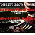 Boys Soccer 1st Round