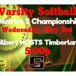 Softball District 5 Championship
